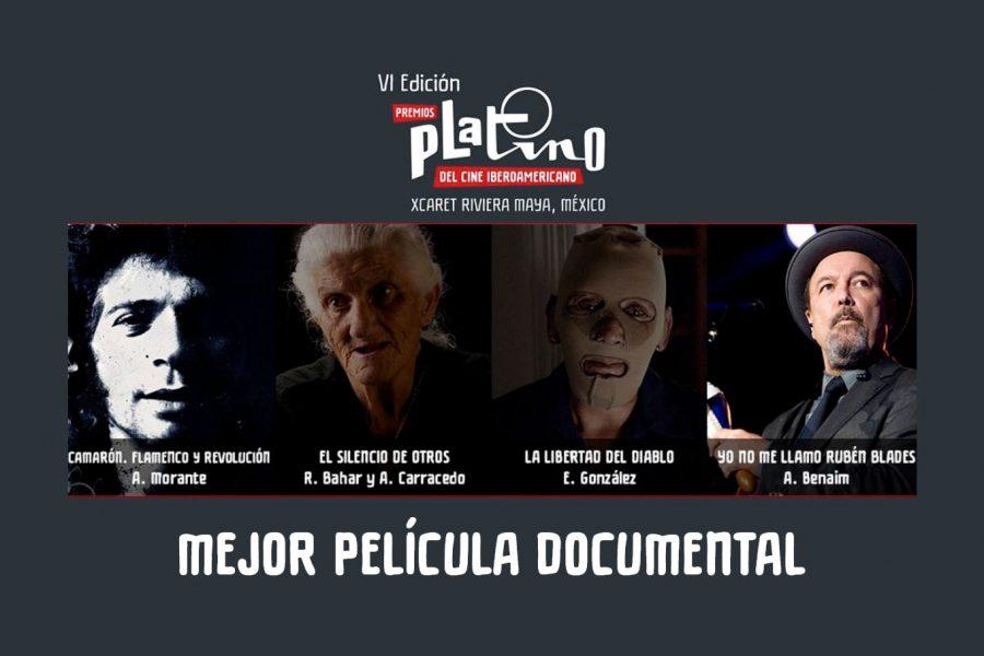 Nominado nuestro largo documental sobre Camarón a los Premios Platino del Cine Iberoamericano