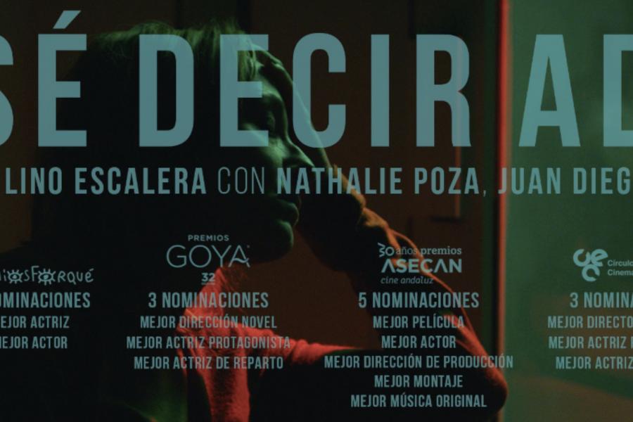 Un año inolvidable que culmina con 3 nominaciones a los Goya