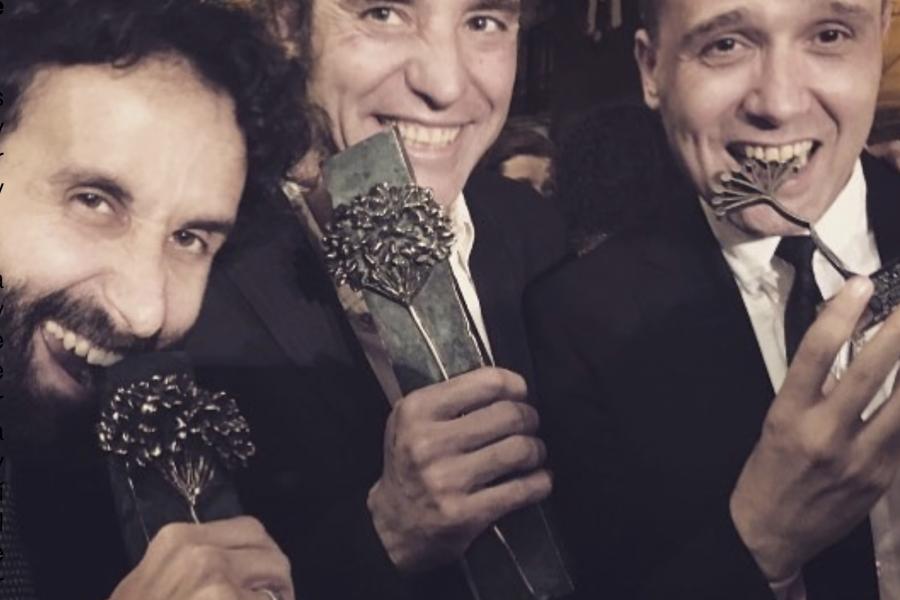 Premiados con 4 Biznagas en el Festival de Málaga por «No sé decir adiós»